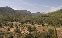 Parque Natural de las Sierras de Cazorla, Segura y las Villas, en Jaén.