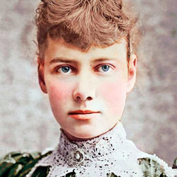 Nellie Bly / Foto: SINC. Capitán Swing Libros