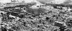 La isla de Sumbawa quedó devastada por la explosión del Monte Tambora.