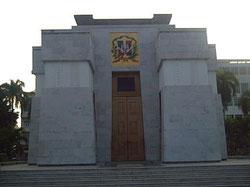 Altar de la Patria, dónde reposan los restos de Duarte en Santo Domingo. Foto: (cc) wikipedia.org