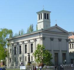Kirche St. Paul heute, Badstr. 50 © Diana Schaal