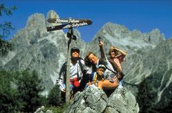 Urlaub in Österreich, Radstadt, Unterkunft, Pension, Frühstückspension