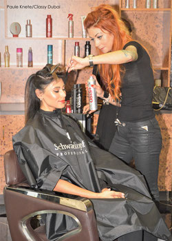 Schwarzkopf Hair Stylist - Emilia Lucka
