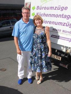 Doris und Stefan Ufert