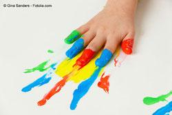 Gesunde Entwicklung kreativ entfalten!