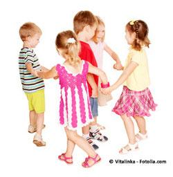 Positive körperliche und kognitive Entwicklung  der Kinder unterstützen