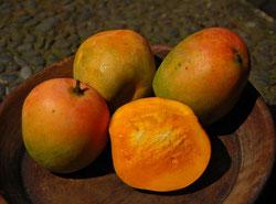 Mango Peeling