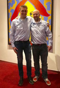 Die Gründungsväter Mirko und Thorben