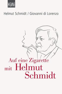 Auf eine Zigarette mit Helmut Schmidt von Helmut Schmidt und Giovanni di Lorenzo