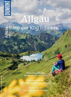 DuMont Bildatlas Allgäu - Wo der Kini träumte von Daniela Schetar-Köthe und Sylvia Pollex