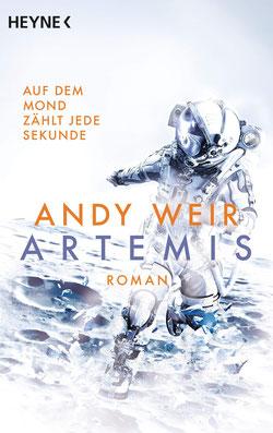 Artemis von Andy Weir  - Science-Fiction Buchtipp