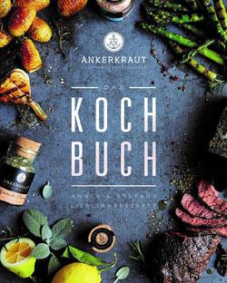 Ankerkraut Kochbuch von Anne und Stefan Lemcke