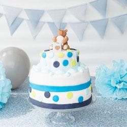 Séance photo anniversaire smash the cake dans le calvados