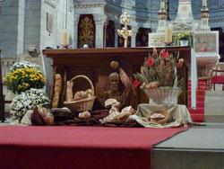 L'offrande des pains