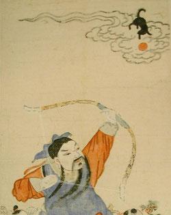Wolf mythologie mythos wölfe geschichte kultur kulturen mensch menschen magie china chinesische