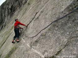 Granite en Corse - Aiguilles de Bavella