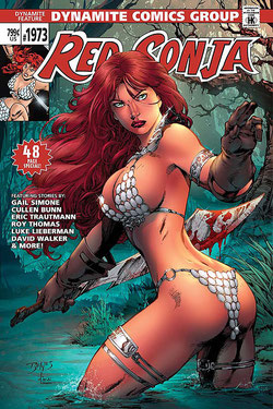 Cover art by: Ed Benes and Dinei Ribeiro