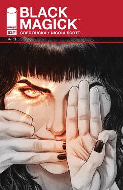 Cover by Nicola Scott (w Eric Trautmann)