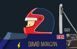 Dave Morgan by Muneta & Cerracín
