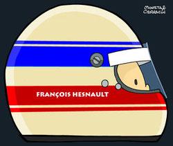François Hesnault by Muneta & Cerracín