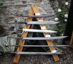 48 Schwerter/Swords