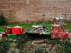 15 Geschenke/Presents