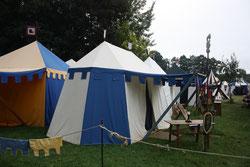 16 Zelte/Tents