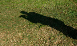 6 Fotografenschatten/Shadow of a Photographer