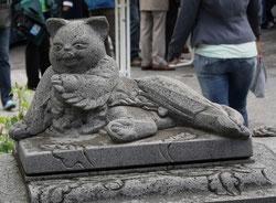 27 Katzenstatue/Cat statue