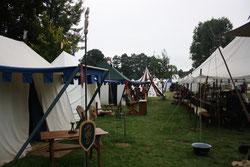 17 Zelte/Tents