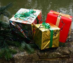 29 Geschenke/Presents
