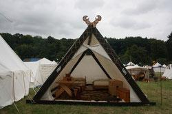 7 Zelt/Tent