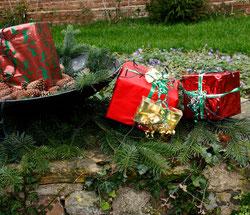 31 Geschenke/Presents