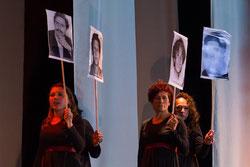 Temporada teatral Semana de la No Violencia contra las Mujeres y por la Paz de Colombia