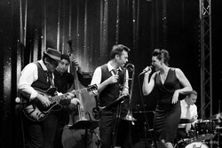 Robyn Bennett et le Bng Bang Quintet