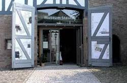 Das Brüder Grimm Haus in Steinau. FERIENSTRASSEN.INFO