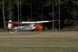 Die Slingsby T.21 ist ein sehr britisches Segelflugzeug
