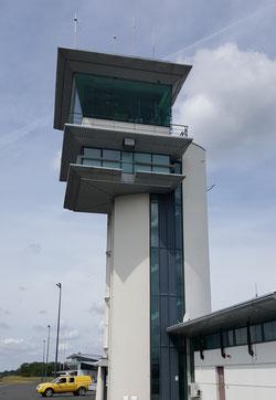 La tour de contrôle d'Angers