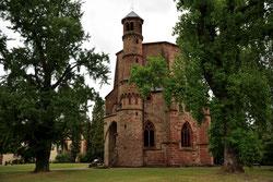 Alter Turm in der Alten Abtei in Mettlach