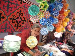 Handwerkskunst aus kleinen textilen Betrieben - von Wien bis Wladiwostok
