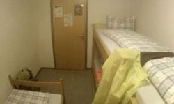 Kemptener Hütte Zimmer