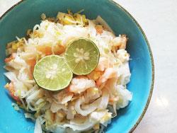 Pad Thai, forse il piatto più conosciuto della cucina Thai