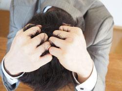ストレスなどによる心因性の問題が腰痛の原因になることがあります