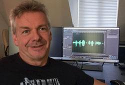 Ralf Meyer-Wilmes, Seminar-Leiter Schneiden und Produzieren mit Audacity