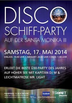 Disco Schiff Party