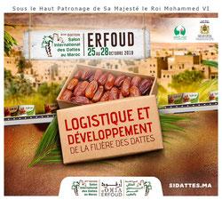 Salon international des dattes du Maroc à Erfoud