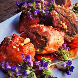 Regionale Zutaten, Fleisch, Barbecue, Grill, Restaurant Lindau