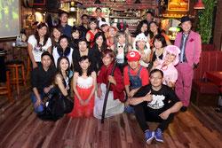 Gabana Halloween party at Fujisawa