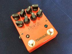 2-kanaliger Edel-Verzerrer mit 4-Band-EQ von Tsakalis