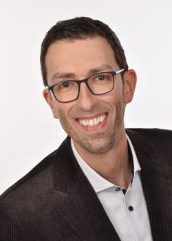 Frank Schmidt, Vorsitzender der SPD Fraktion im Gemeinderat Riegelsberg